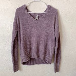 NWT Purple Mudd Sweater